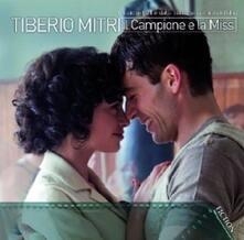 Tiberio Mitri. Il Campione e La Miss (Colonna sonora) - CD Audio di Sergio Cammariere
