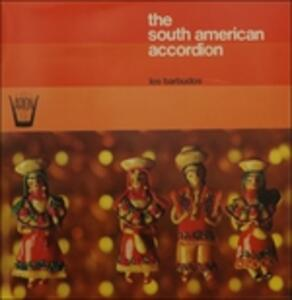 The South American Accordion - Vinile LP