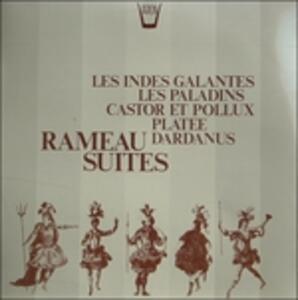 Suites - Vinile LP di Jean-Philippe Rameau