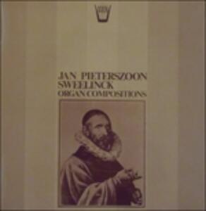 Organ Compositions - Vinile LP di Jan Pieterszoon Sweelinck