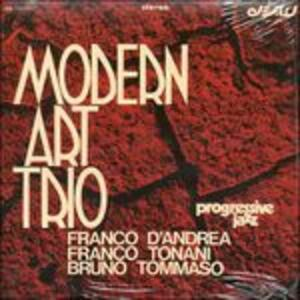 Progressive Jazz - CD Audio di Modern Art Trio