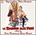 Cover della colonna sonora del film La ragazza alla pari