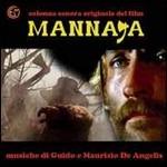 Cover CD Colonna sonora Mannaja