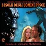 Cover CD Colonna sonora L'isola degli uomini pesce