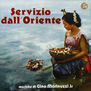 Servizio Dall' Oriente (Colonna Sonora) - CD Audio di Gino Jr. Marinuzzi
