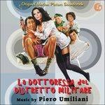 Cover CD Colonna sonora La dottoressa del distretto militare