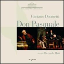 Don Pasquale - CD Audio di Gaetano Donizetti,Riccardo Muti,Claudio Desideri,Mario Cassi,Orchestra Giovanile Luigi Boccherini
