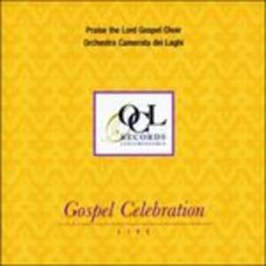 Gospel Celebration - CD Audio