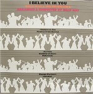 I Believe in You - Vinile LP di Billy May