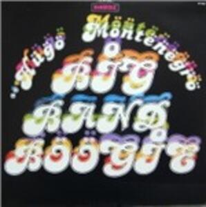 O Big Band, O Boogje - Vinile LP di Hugo Montenegro