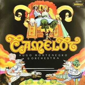 Camelot (Colonna Sonora) - Vinile LP