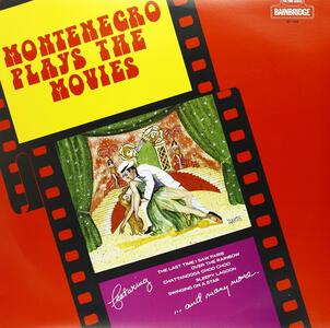 Montenegro Plays the Movies - Vinile LP di Hugo Montenegro