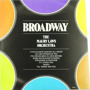 Broadway - Vinile LP