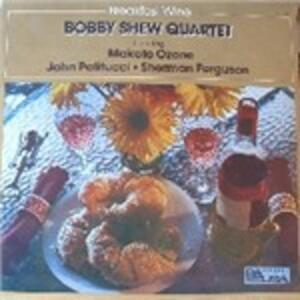 Breakfast Wine - Vinile LP di Bobby Shew