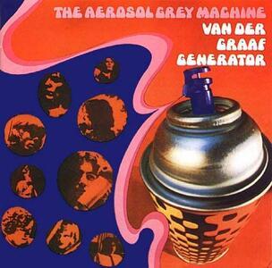 The Aereosol Grey Machine - Vinile LP di Van der Graaf Generator