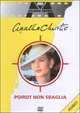 Cover Dvd DVD Poirot non sbaglia. Agatha Christie