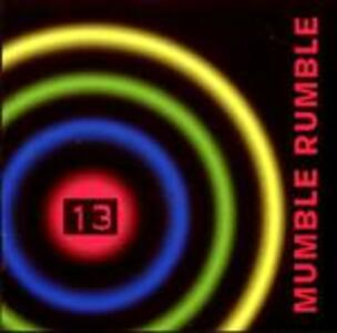 Tredici - CD Audio di Mumble Rumble