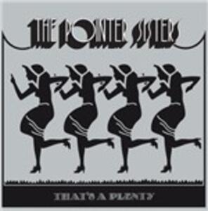 That's Plenty - Vinile LP di Pointer Sisters