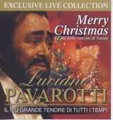 CD Merry Chrismas. Le più belle canzoni di Natale Luciano Pavarotti