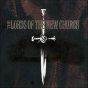 Lil Boys Play with Dolls - Vinile 7'' di Lords of the New Church