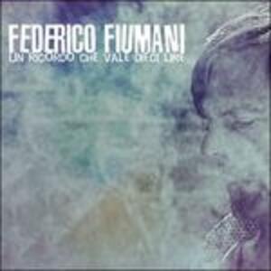 Un ricordo che vale dieci lire - Vinile LP di Federico Fiumani