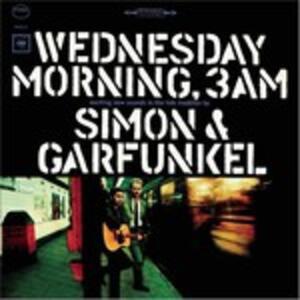 Wednesday Morning, 3 AM - Vinile LP di Paul Simon,Art Garfunkel