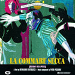 Cover CD Colonna sonora La commare secca