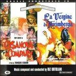 Cover CD Colonna sonora Casanova & Company