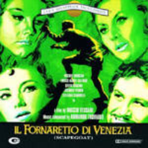 Il Fornaretto di Venezia (Colonna Sonora) - CD Audio di Armando Trovajoli
