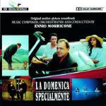 Cover CD Colonna sonora La domenica specialmente