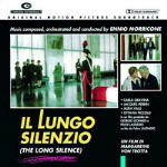 Cover CD Colonna sonora Il lungo silenzio