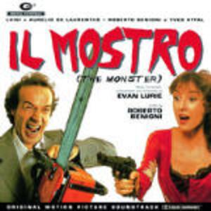 Il Mostro (Colonna Sonora) - CD Audio di Evan Lurie