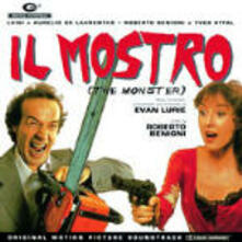 Il Mostro (Colonna sonora) - CD Audio di Evan Lurie