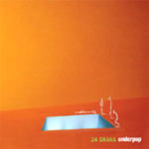 Underpop - CD Audio di 24 Grana
