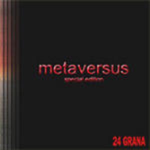 Metaversus - CD Audio + DVD di 24 Grana