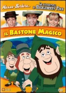 Le avventure di Huckleberry Finn. Il bastone magico<span>.</span> Edizione limitata - DVD