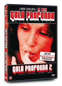 Gola Profonda / Gola Profonda 2 (DVD) di Gerard Damiano,Joseph Sarno - DVD