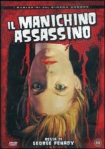 Il manichino assassino di Georg Fenady - DVD