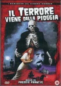Il terrore viene dalla pioggia di Freddie Francis - DVD