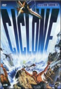 Ciclone di René Cardona Jr. - DVD