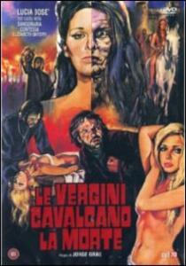 Le vergini cavalcano la morte di Jorge Grau - DVD