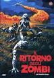Cover Dvd DVD Il ritorno degli zombi