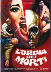 L' orgia dei morti<span>.</span> Ed. limitata e numerata di José Luis Merino - DVD