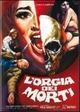Cover Dvd DVD L'orgia dei morti