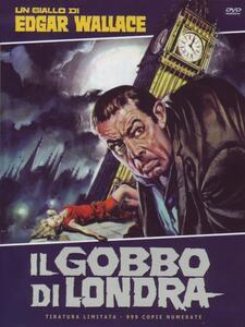 Il gobbo di Londra. Limited Edition (DVD) di Alfred Vohrer - DVD