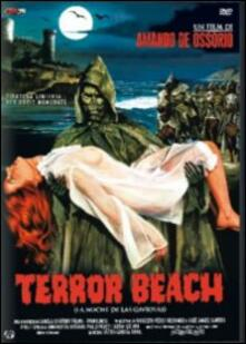 Terror Beach<span>.</span> Edizione limitata e numerata di Armando De Ossorio - DVD