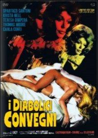 Cover Dvd diabolici convegni (DVD)