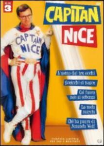 Capitan Nice. Vol. 3<span>.</span> Ed. Limitata e numerata - DVD