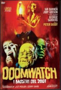 Doomwatch. I mostri del 2001<span>.</span> Ediz. limitata e numerata di Peter Sasdy - DVD