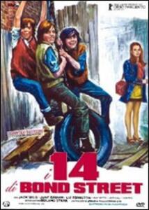 I 14 di Bond Street<span>.</span> Edizione limitata e numerata di David Hemmings - DVD